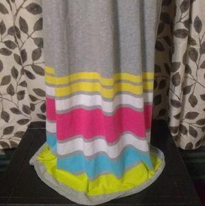 EUC GAP maxi dress